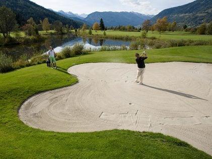 Eggerwirt Golfturnier um den goldenen Golfball