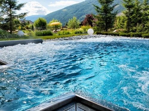Relax-Gartenpool