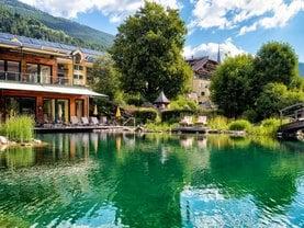 61. Bergsee im Hotel