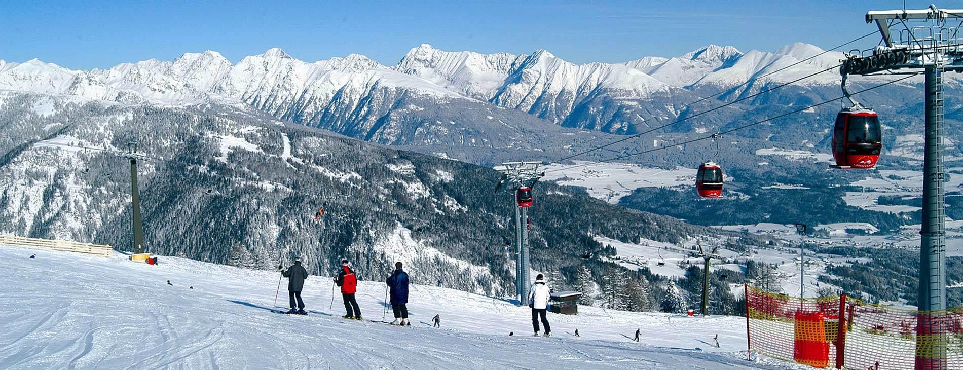 Winterwunderland Salzburger Lungau