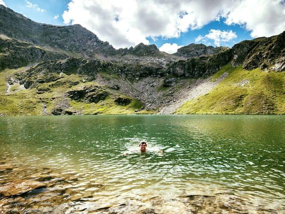 Ein ganz besonderes Bergsee-Abenteuer