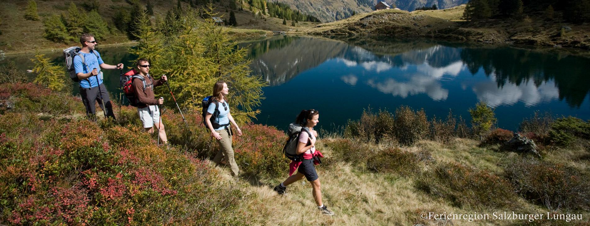Herrliche Spaziergänge und genussvolle Touren