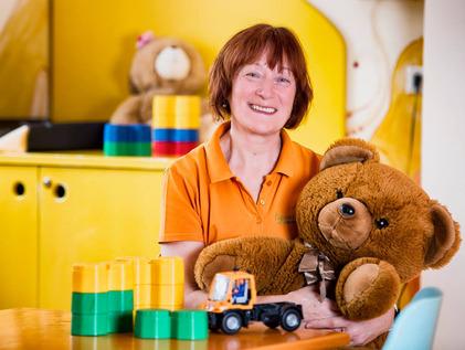 23 Jahre Kinderclub mit Barbara