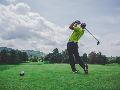Golfurlaub im Eggerwirt