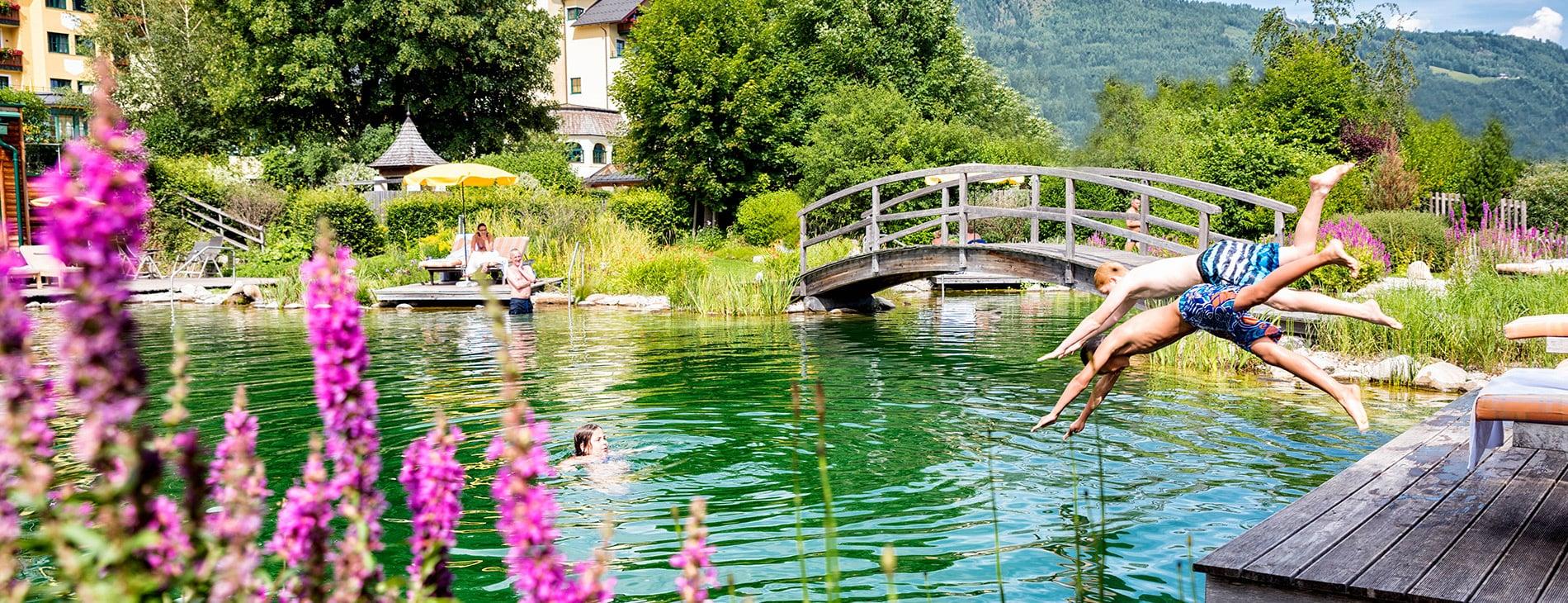 Cool down – Wellness sommerfrisch