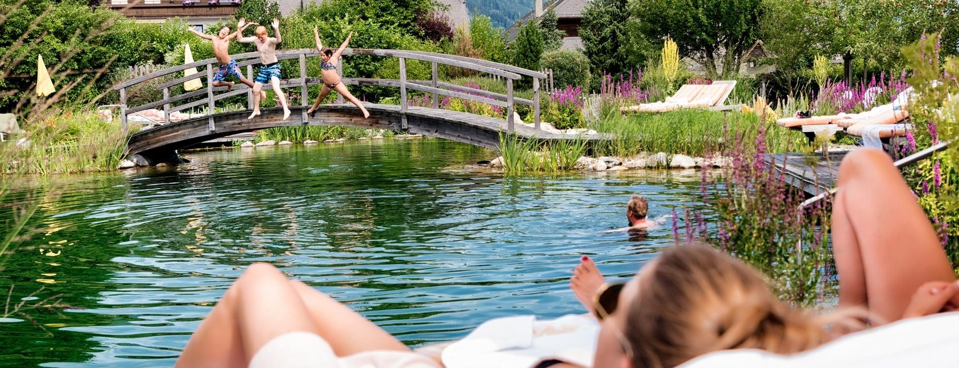 Il vostro family hotel in Austria