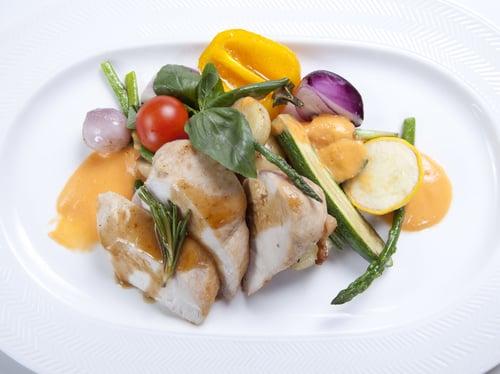 Filetti di pollo