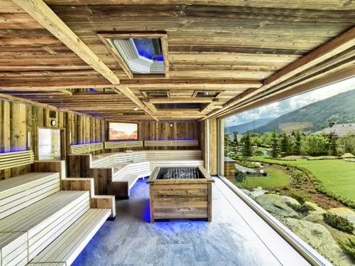 Finnish Log Cabin Sauna