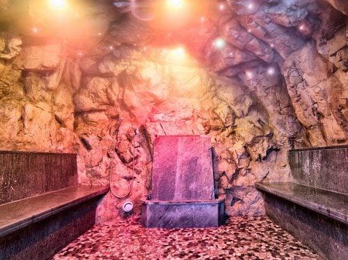 Saline Grotto