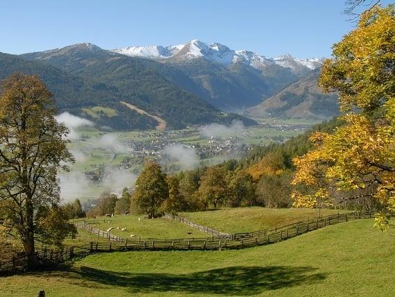 UNESCO Biosphäre Salzburger Lungau