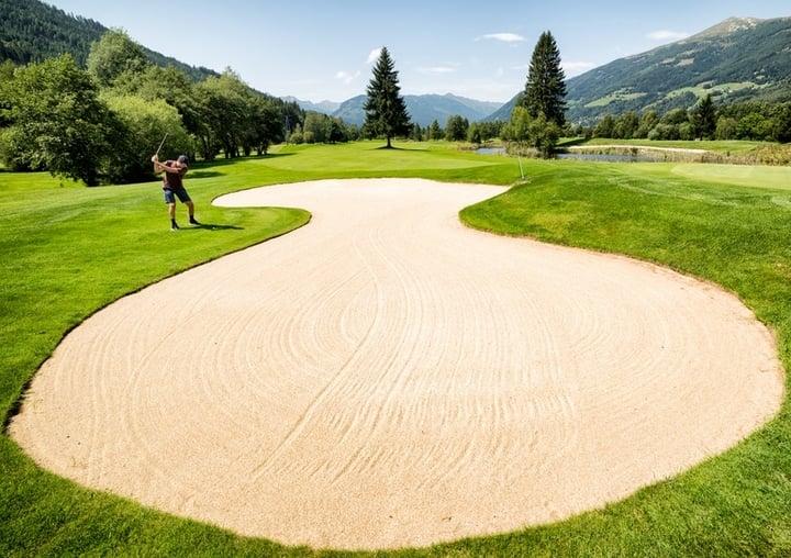 La vostra vacanza all'insegna del golf
