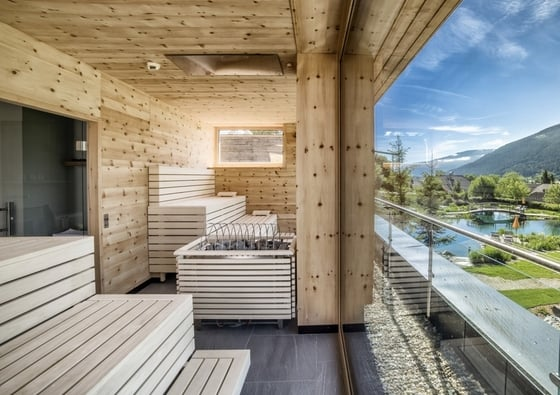 Saunas and Steam Baths
