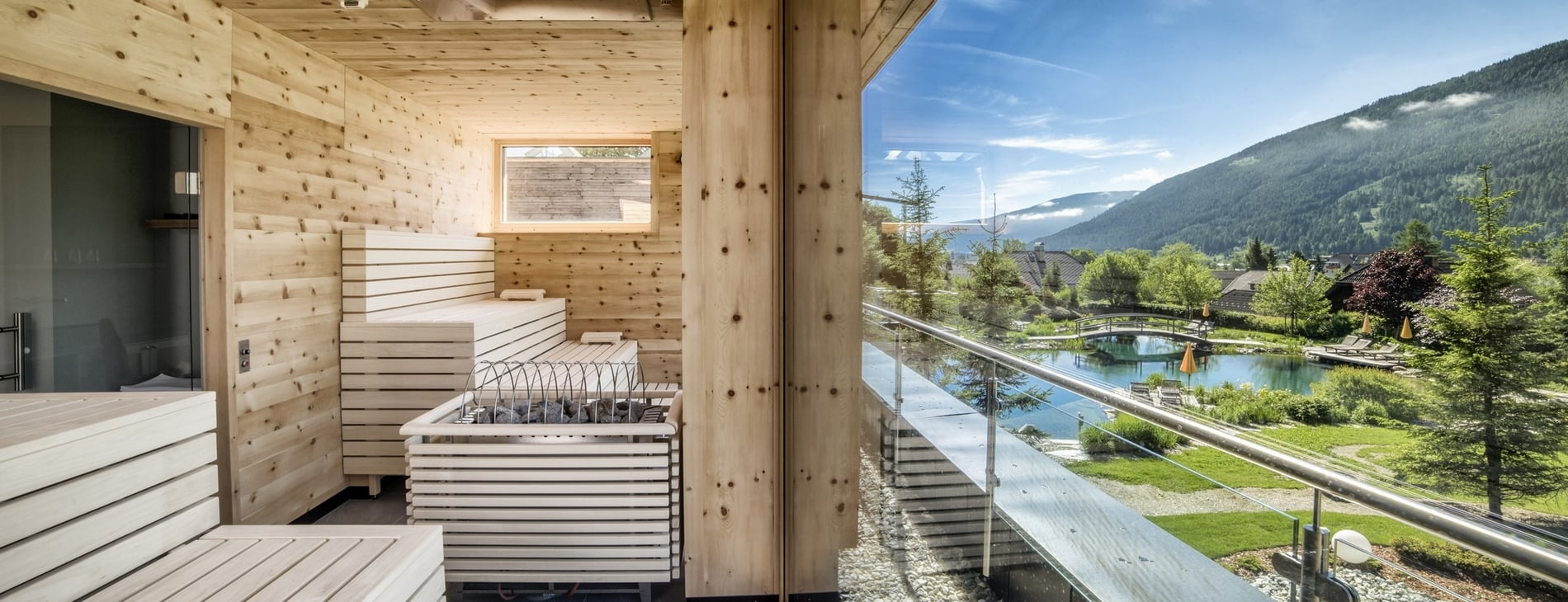 Deluxe relaxation during your spa holiday