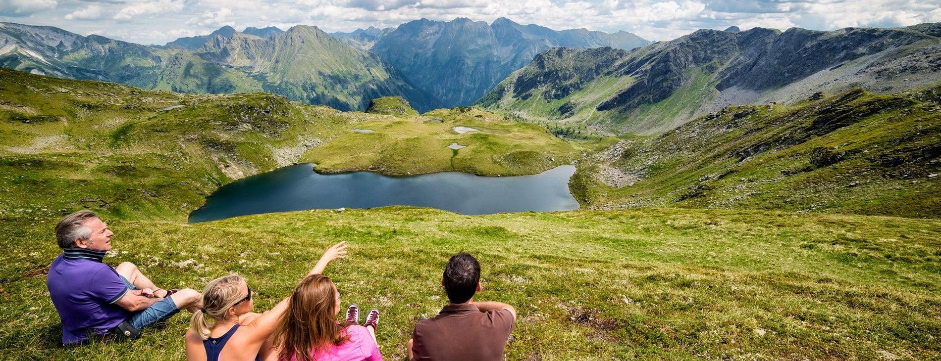 Genusswandern im Salzburger Land