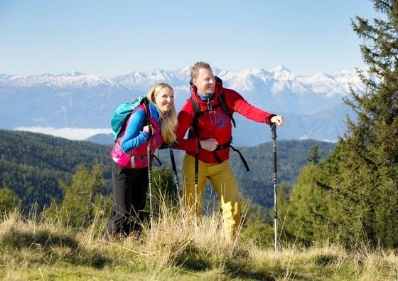 Serviceleistungen für Wanderfreunde