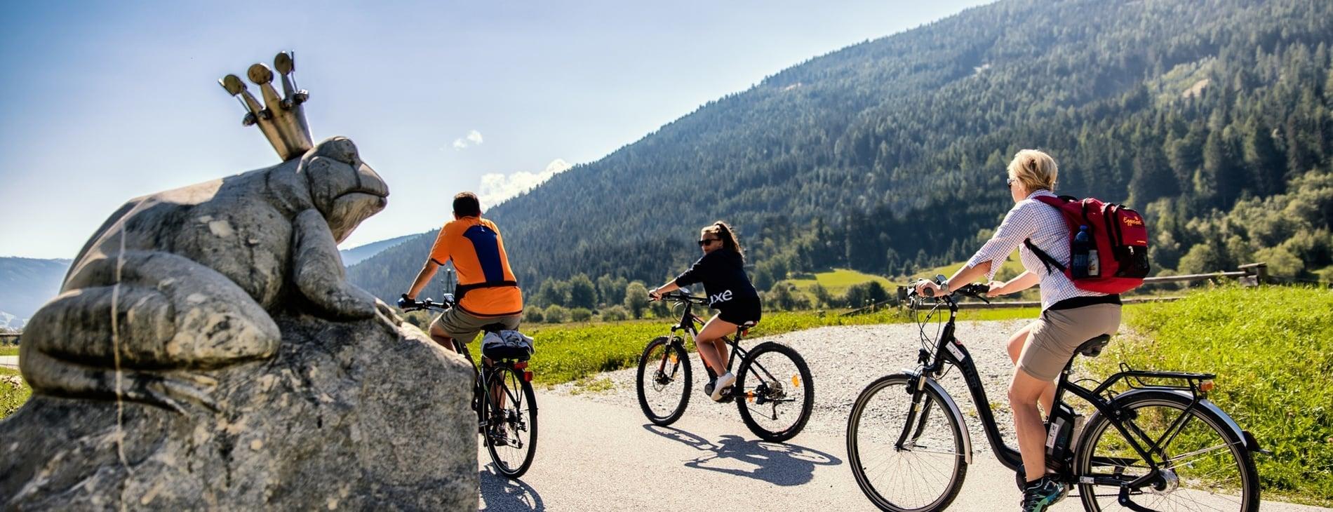 La vostra vacanza in bicicletta in Austria
