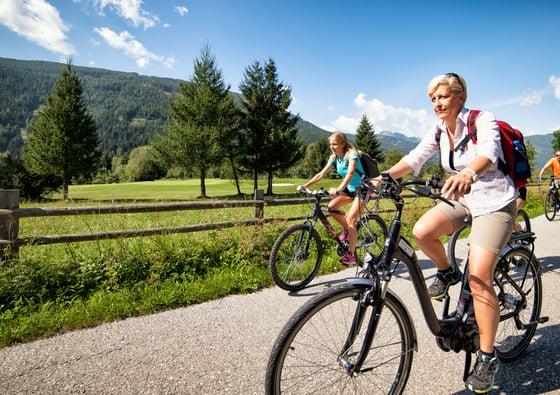 Serviceleistungen für Biker