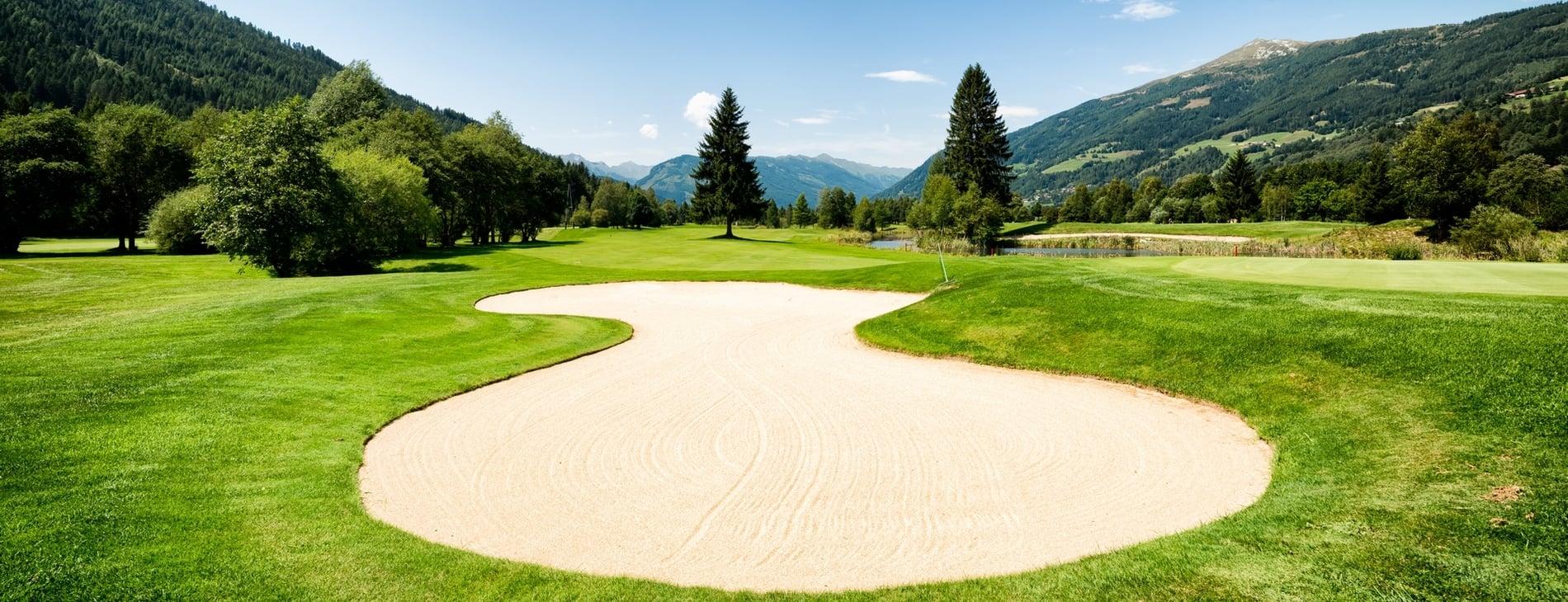 Golfhotel in Österreich