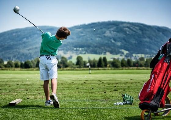 Service für Golfer