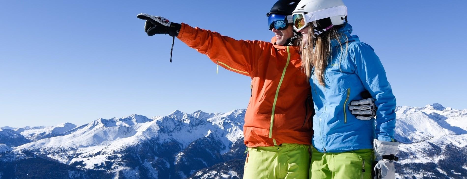 Winter and Ski Holiday