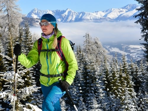 Ski touring in – the latest TREND!