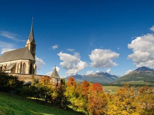 Wallfahrtskirche St. Leonhard in Tamsweg (12 min vom Hotel entfernt)