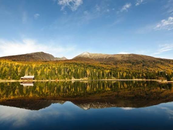 Prebersee Lake Route