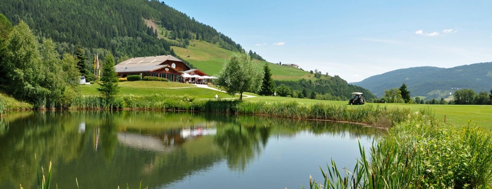 Golfhotel Eggerwirt in Salzburg