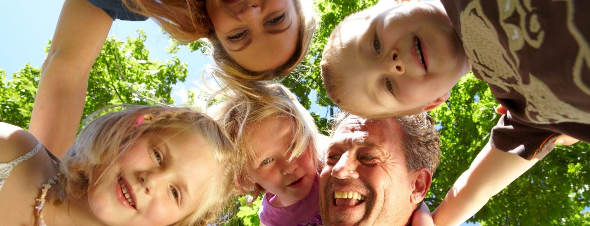 Vacanze estive con la famiglia