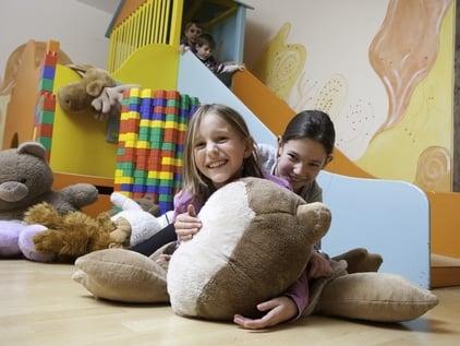 Familienurlaub mit Kinderbetreuung