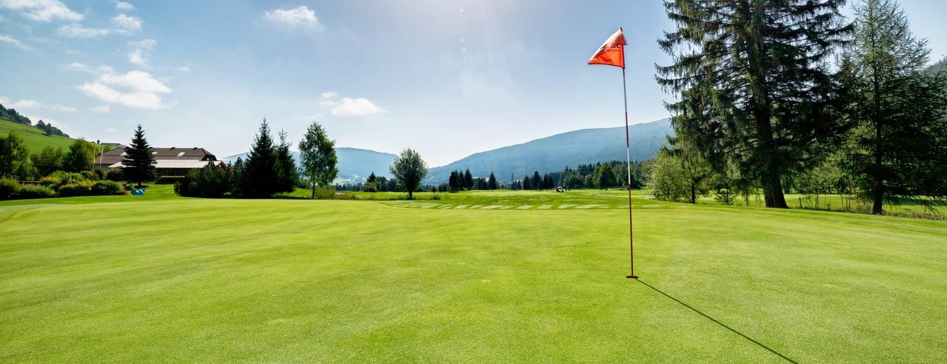 Golf Club nel Salisburghese