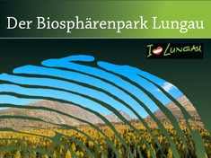 Infofolder zum Biosphärenpark Lungau