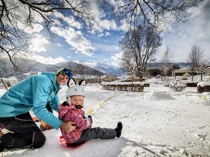 Eggerwirt's Kinderpreise im Winter