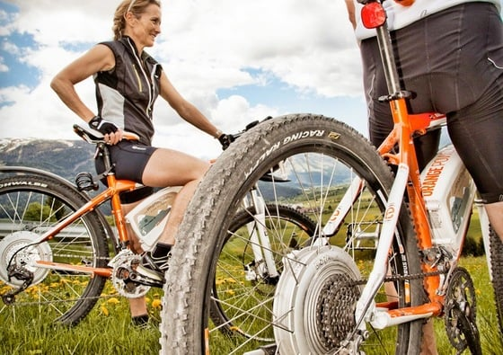 E-Biking im Lungau