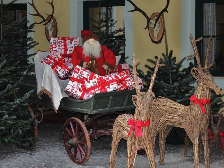 Bald ist Weihnachten...