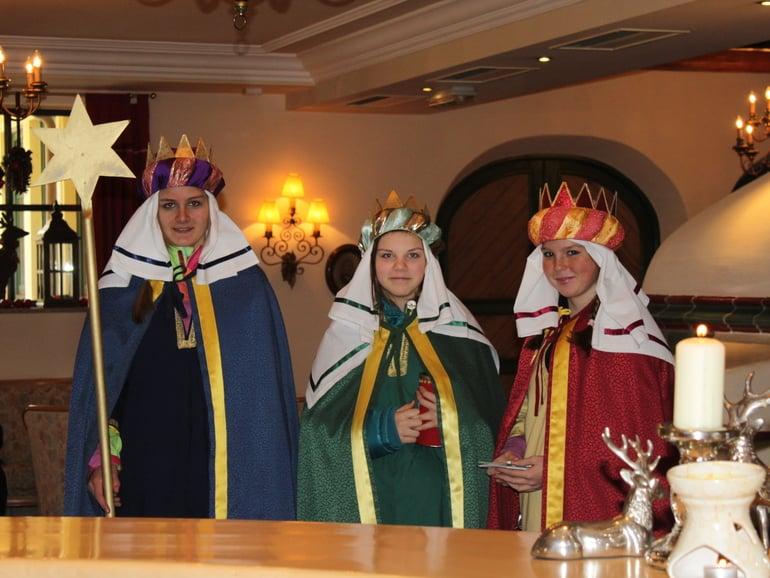 Heilige Drei Könige im Eggerwirt****s