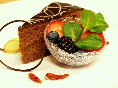 Schokoladetorte