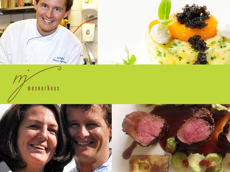Interview mit Maria & Josef Steffner vom Gourmet-Restaurant Mesnerhaus