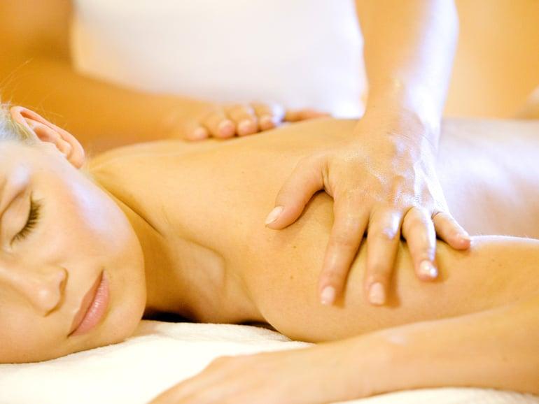Das kleine Massage-ABC