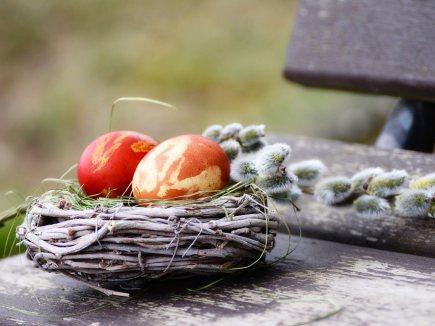 Osterzeit im Eggerwirt