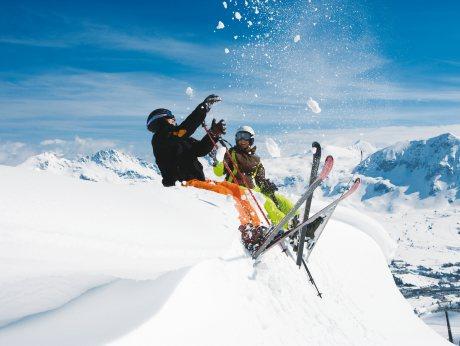 Il divertimento sugli sci targato Eggerwirt