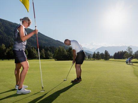Speciale golf di metà settimana