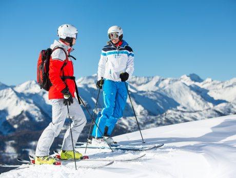 Skiwochen 65 Jahre +