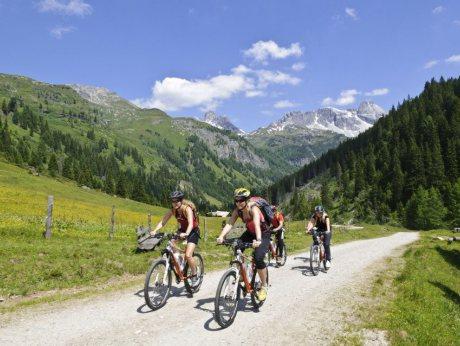 "E-Bike Trekking ""Tälertour"""