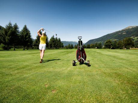 Per i golfisti con handicap - Corso di golf di 5 giorni